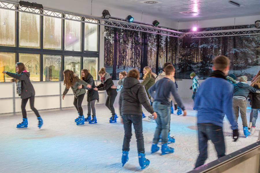 Eisbahn Berlin – für ganze Gruppen zu mieten