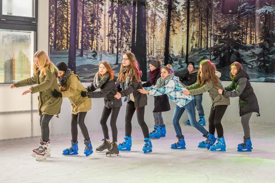 Eisbahn Berlin – Spaß garantiert