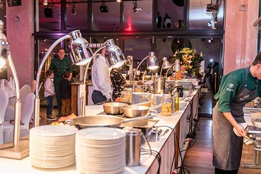 Indoor Hochzeitsfeier Berlin Köpenick