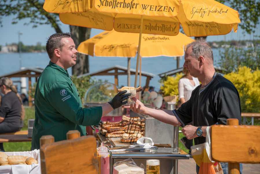Herrentag in Rübezahl - Ihre Veranstaltung am Müggelsee