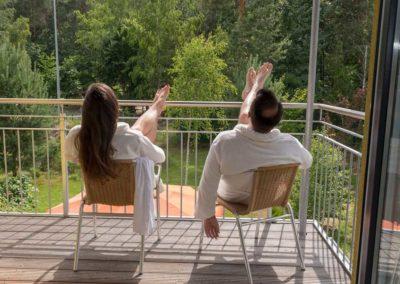 Entspannung pur im Wellness-Ferienhaus