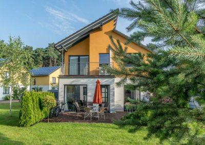 Ferienhaus mit Terrasse nahe Müggelsee