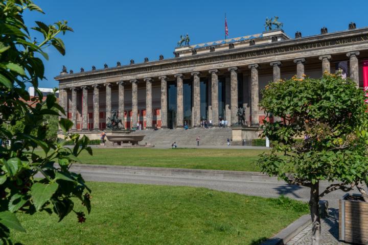 Sehenswürdigkeit: Das Alte Museum
