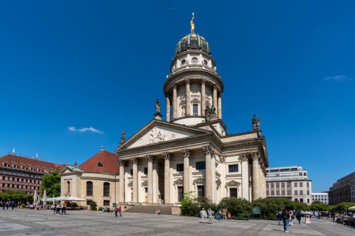 Der Deutsche Dom am Gendarmenmarkt
