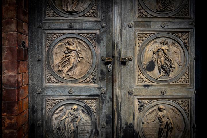 Sehenswürdigkeit Friedrichswerdersche Kirche