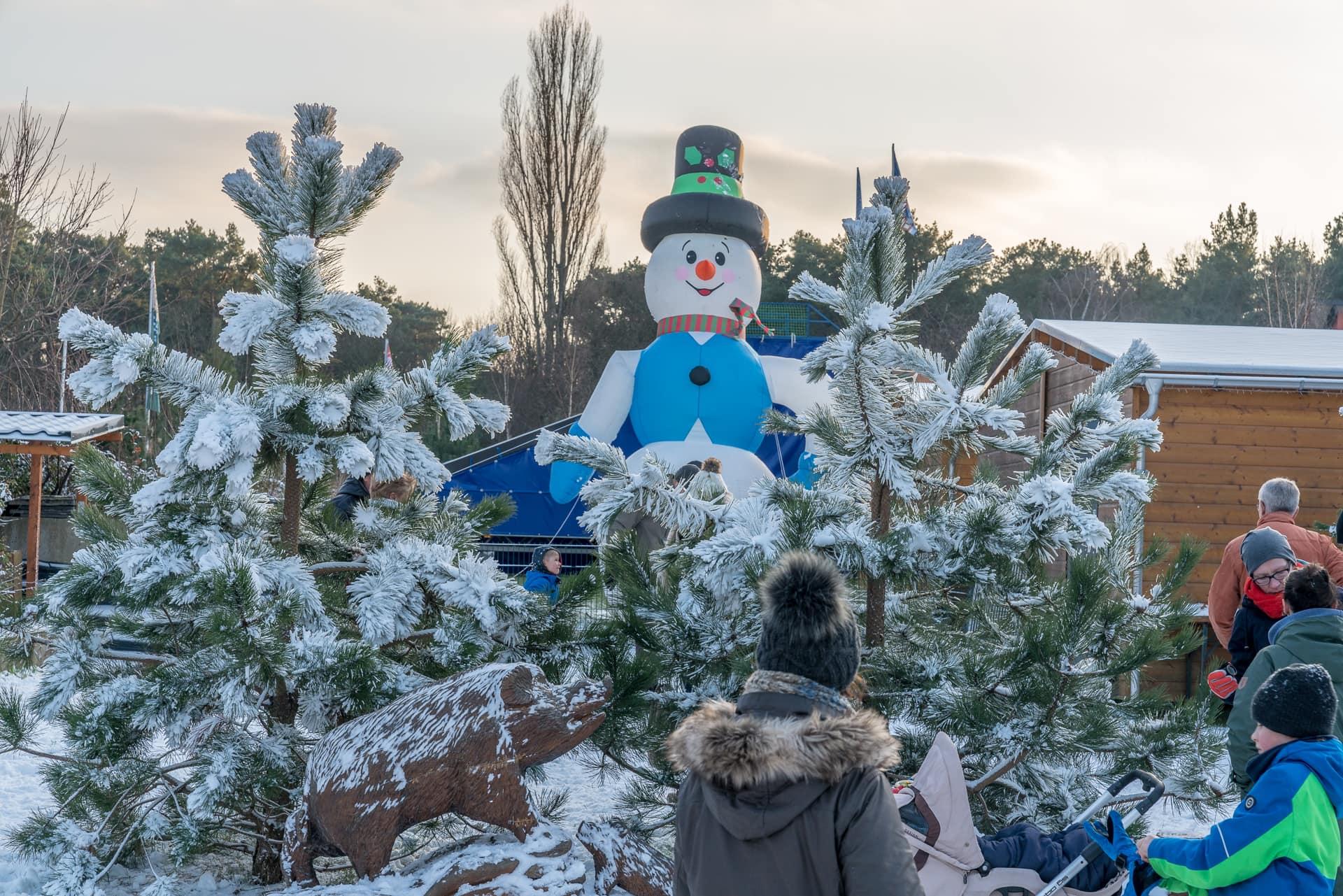 Schnee in Berlin: Wo es für Berliner schneit