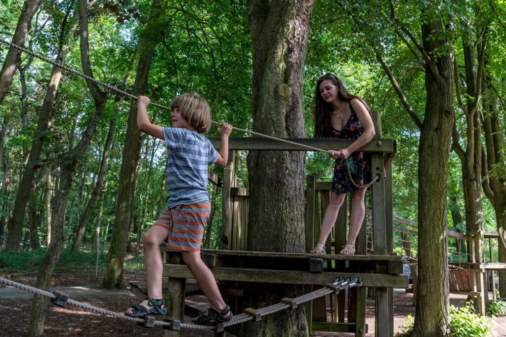 Wanderroute für Familien in Köpenick