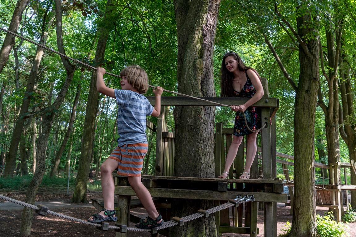 Wanderroute in Berlin Köpenick für Familien
