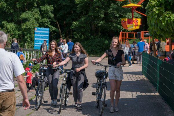 Radwege in Treptow-Köpenick: Abwechslungsreich Fahrrad fahren