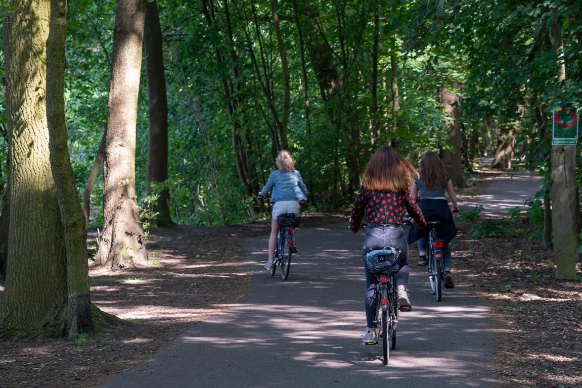 Radtour durch Berlins Südosten im Frühling