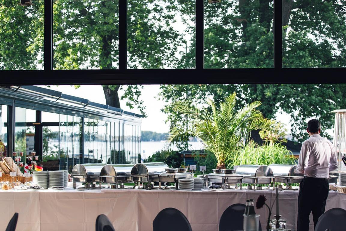 Drinnen oder draußen: Eventlocations für jedes Wetter in Berlin