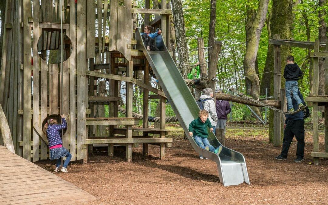 Sommerliche Ausflugsziele in Berlin-Köpenick für Großeltern und Enkel