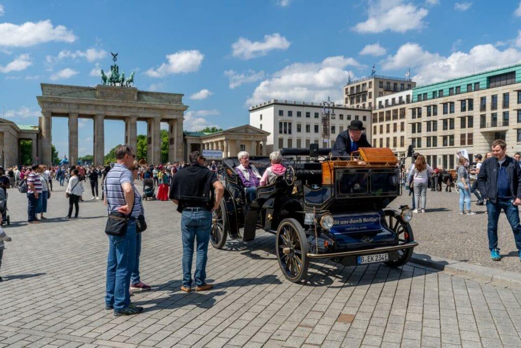 Urlaub machen in Berlin: Ein Überblick