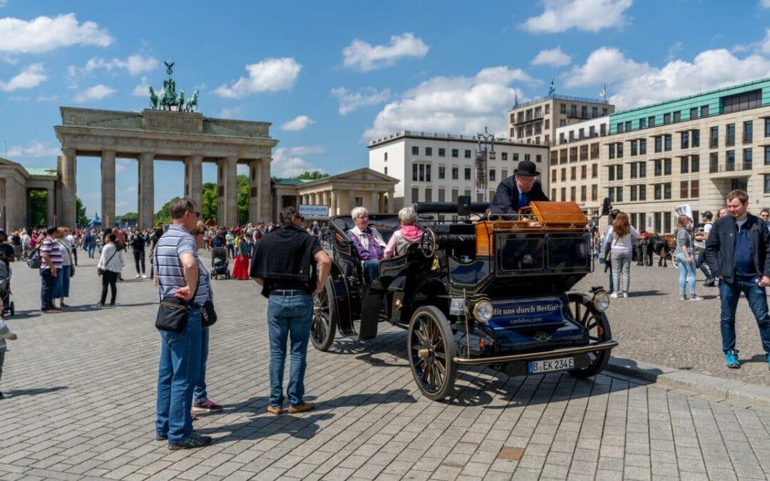 Urlaub machen in Berlin